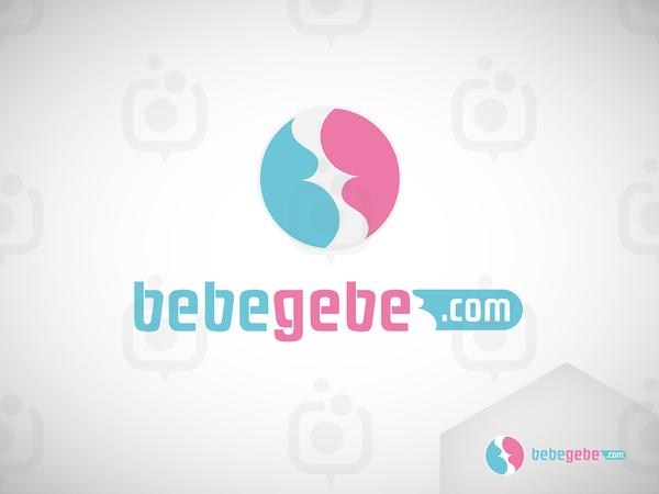 Bebe gebe logo 01
