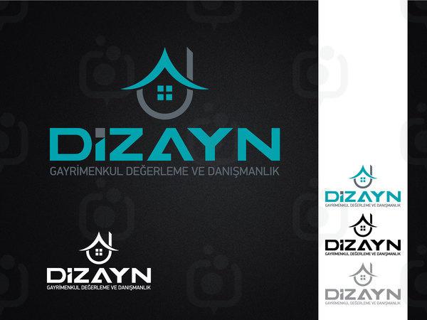 Dizayn gayrimenkul logo