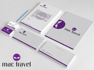 Mac travel kurumsal kimlik