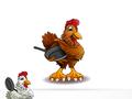 Proje#33532 - Gıda Maskot (Karakter illüstrasyon)  -thumbnail #49
