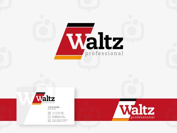 Waltz logo01