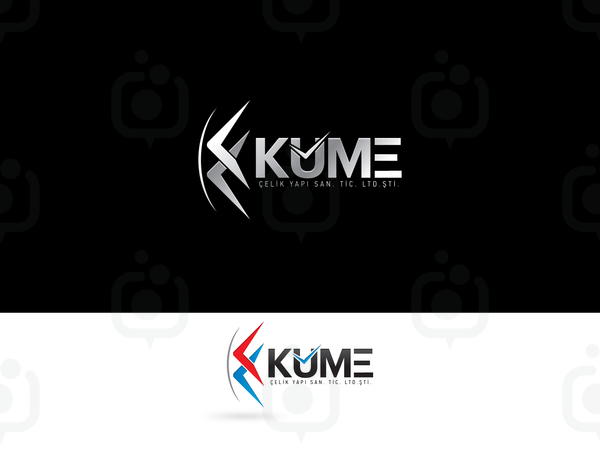 K me logo