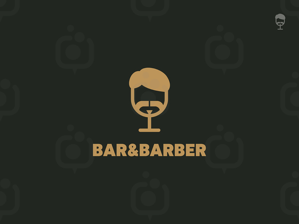 Bar barber logo zab 01
