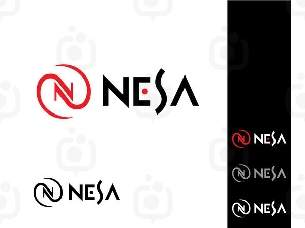 Nesa teknoloji logo