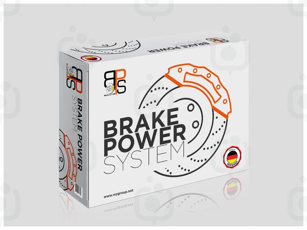 Brake03 3d