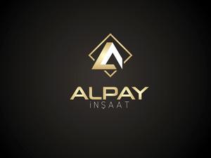 Alpay İnşaat Markamıza Logo projesini kazanan tasarım