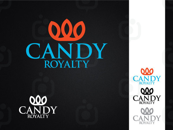Candy royalty logo 1