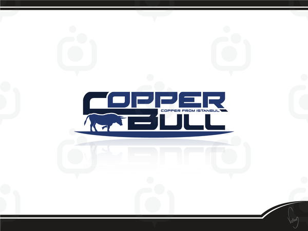 Copperbull logo 4