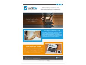 Proje#34093 - e-ticaret / Dijital Platform / Blog, Bilişim / Yazılım / Teknoloji e-posta Şablonu Tasarımı  #35