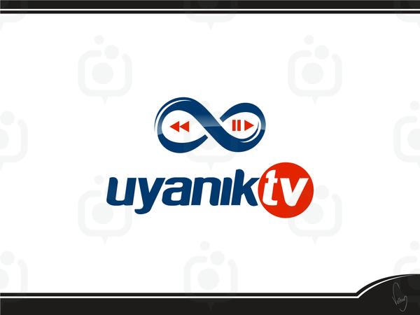 Uyan k tv logo 3