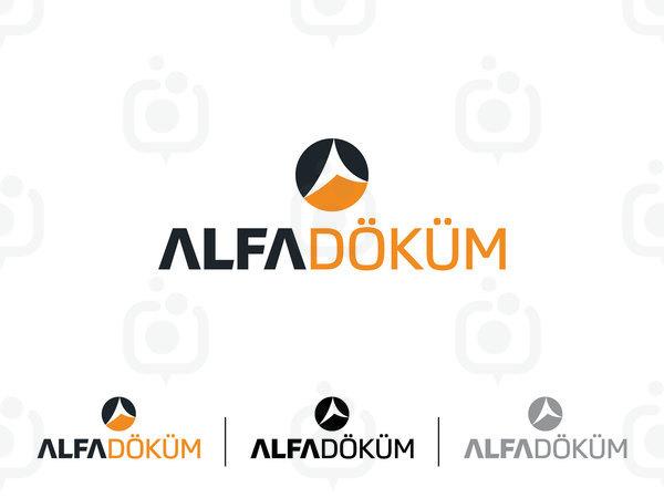 Alfa dokum logo