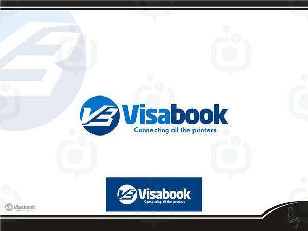 Visabook logo 1