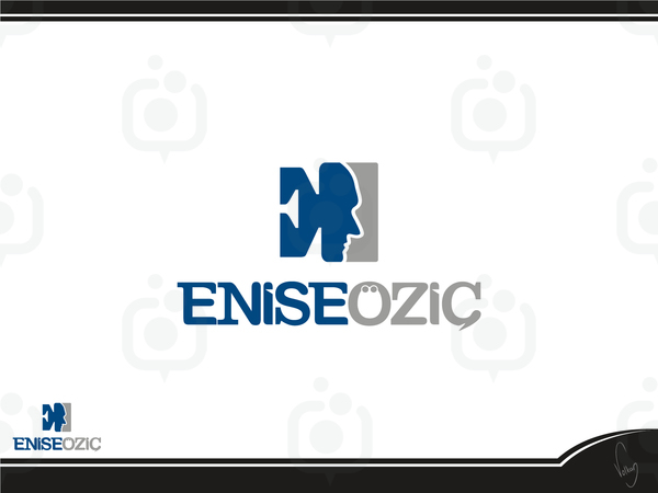 Enise  zi  psikolog logo 1