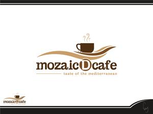 Mozaic d cafe logo 3