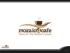 Mozaic d cafe logo 4