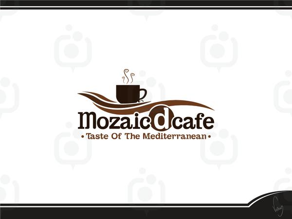 Mozaic d cafe logo 6
