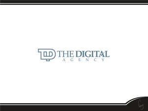 The digital agency logo 3