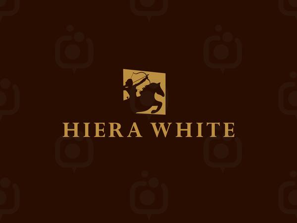 Hiera white logo02