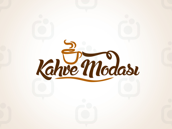 Kahve modas  logo 3