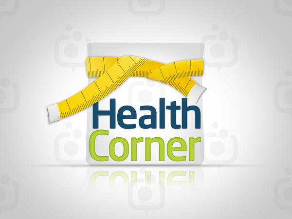 Health corner   logo