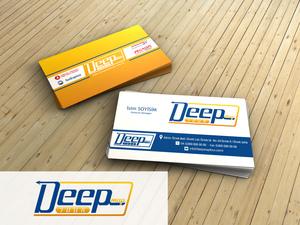 Deep tour logo ve kartvizit2