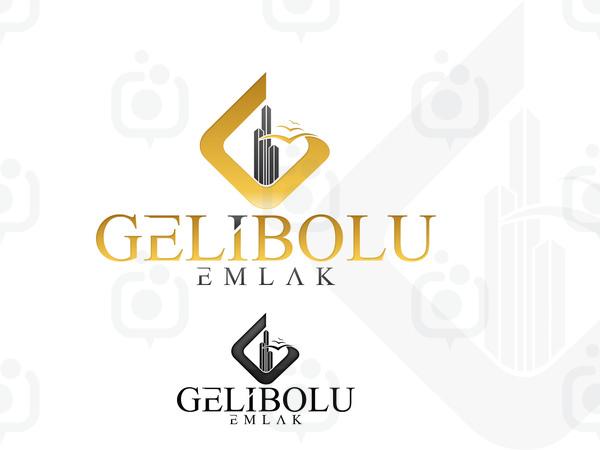 Gel bolu emlak logo