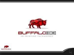 Buffalo 3d logo 3