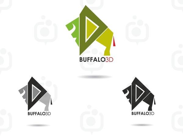 Buffalo 3d 2
