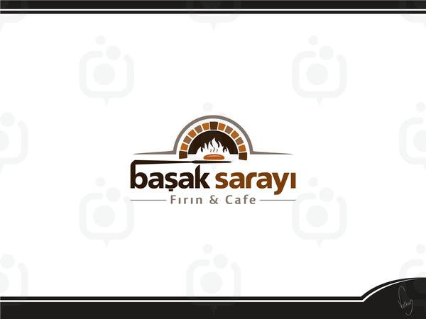 Ba ak saray  f r n ve cafe logo 1