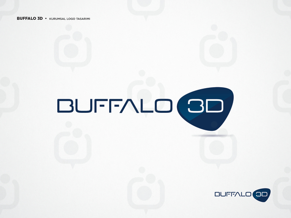 Buffalo 3d 01