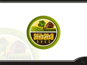 Alibaba nuts logo 1