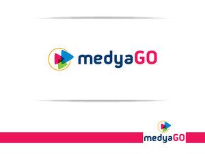 Medya go logo