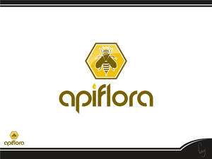 Apiflora logo 1