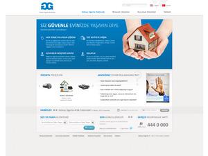 Proje#4461 - Hizmet, Danışmanlık Web Sitesi Tasarımı (psd)  #36