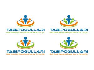 Tabipoğulları isimli şirketimize logo projesini kazanan tasarım