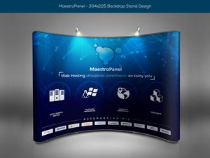 Proje#35156 - Bilişim / Yazılım / Teknoloji Stand kaplama  #29