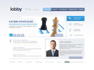 Proje#1854 - Reklam / Tanıtım / Halkla İlişkiler / Organizasyon Ana Sayfa Tasarımı   #1
