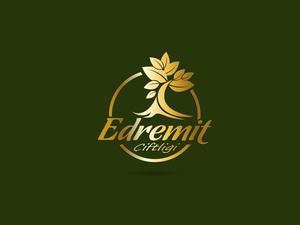 Edremit Çiftliği - Logo projesini kazanan tasarım