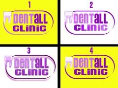 dentall clinic - Sağlık Logo tasarımı  #33