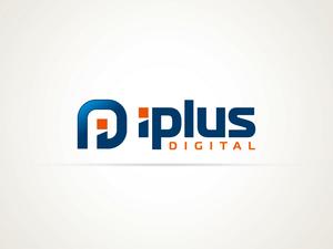 iPlus Dijital Ajansımız için logo projesini kazanan tasarım