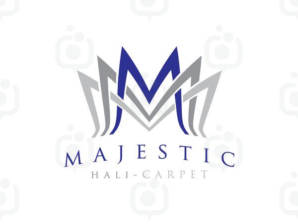Majestik hali logo