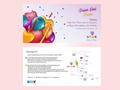 Proje#40671 - Reklam / Tanıtım / Halkla İlişkiler / Organizasyon, Hizmet Davetiye Tasarımı  -thumbnail #67