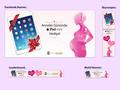 Proje#41155 - e-ticaret / Dijital Platform / Blog İnternet Banner Tasarımı  -thumbnail #27