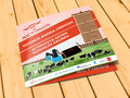 Proje#41326 - Tarım / Ziraat / Hayvancılık El İlanı Tasarımı  -thumbnail #18