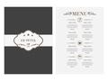 Proje#41419 - Restaurant / Bar / Cafe Menü Tasarımı  -thumbnail #14