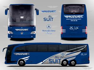 Proje#41710 - Turizm / Otelcilik Araç Üstü Grafik Tasarımı  #28