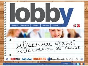 Lobby arayÜz