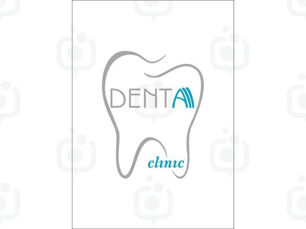 Dentall clinic logo