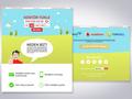 Proje#45310 - e-ticaret / Dijital Platform / Blog Statik web sitesi (html5+css)  -thumbnail #6