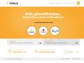 Proje#45310 - e-ticaret / Dijital Platform / Blog Statik web sitesi (html5+css)  -thumbnail #12